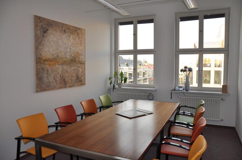 CityPraxen Konferenzraum
